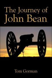 Cover of: The Journey of John Bean | Tom Gorman