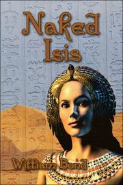 Cover of: Naked Isis | William Bond