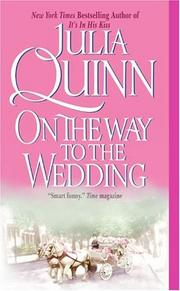 Cover of: On the Way to the Wedding (Avon Historical Romance) | Barbara Cartland