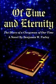 Cover of: Of Time And Eternity