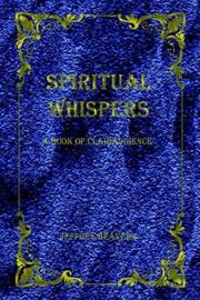 Cover of: Spiritual Whispers | Jeffrey Beavers