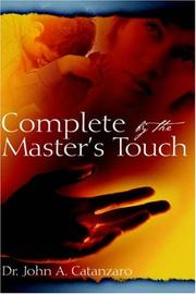 Cover of: Complete by the Master