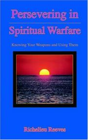Persevering In Spiritual Warfare