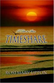 Cover of: Timeshare | Rosemary Upton