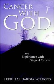 Cancer With God by Terri LaGuardia Scruggs