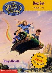Cover of: Secrets of Droon Box Set (A Gift Set of Books 1-4)