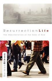Cover of: Resurrection Life | Norman Gibson