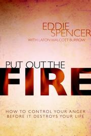 Cover of: Put Out The Fire | Eddie Spencer