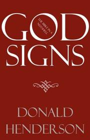 Cover of: God Signs