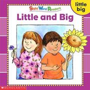 Cover of: Little and Big (Sight Word Readers) (Sight Word Library) | Linda Ward Beech