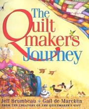 Cover of: The quiltmaker's journey