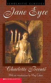 Cover of: Jane Eyre Intro By Megin Cabot