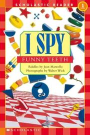 Cover of: I Spy Funny Teeth