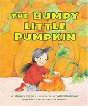 Cover of: The bumpy little pumpkin