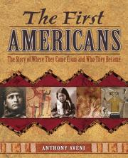 Cover of: The First Americans