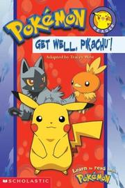 Cover of: Pokemon Get Well Pikachu! #6 (Pokemon, Reader)