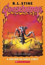 Cover of: A Shocker on Shock Street | R. L. Stine