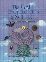 Cover of: The Gale Encyclopedia of Science (Encyclopedia of Science (6 Vol.)) |