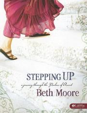 Cover of: Stepping Up | Beth Moore