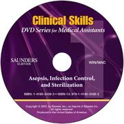 Saunders Clinical Skills for Medical Assistants: Disk One by Saunders