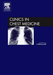 Cover of: Tuberculosis, An Issue of Clinics in Chest Medicine