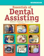 Cover of: Workbook for Essentials of Dental Assisting | Debbie S. Robinson