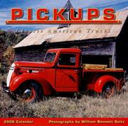 Cover of: Pickups | William Bennet Seitz