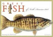 Cover of: Great Fish of North America 2008 Wall Calendar | Flick Ford