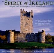 Cover of: Spirit of Ireland 2008 Wall Calendar