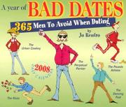 Cover of: Year of Bad Dates 2008 Daily Boxed Calendar | Jo Renfro