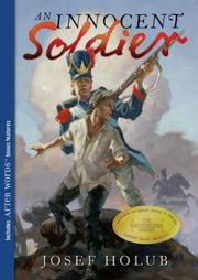 Cover of: An innocent soldier | Holub, Josef