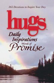Cover of: Hugs Daily Inspirations Words of Promise