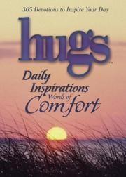 Cover of: Hugs Daily Inspirations Words of Comfort