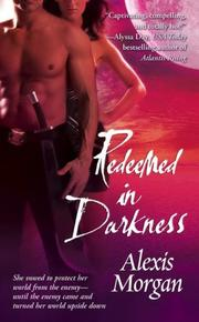 Cover of: Redeemed in Darkness | Alexis Morgan