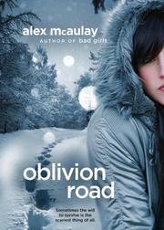 Cover of: Oblivion Road | Alex McAulay