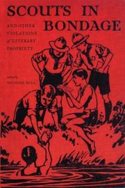 Cover of: Scouts in Bondage