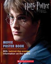 Cover of: Harry Potter and the Goblet of Fire Movie Poster Book