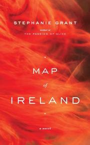 Cover of: Map of Ireland