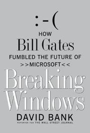 Cover of: Breaking Windows