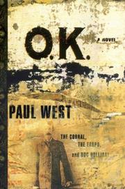 Cover of: Ok | Paul West