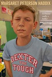 Cover of: Dexter the Tough