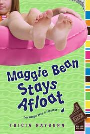 Cover of: Maggie Bean Stays Afloat