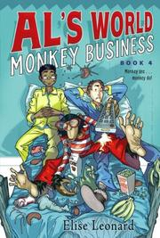 Cover of: Monkey Business (Al's World)