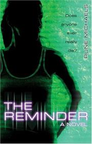 Cover of: The Reminder
