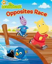 Cover of: Opposites Race (The Backyardigans)
