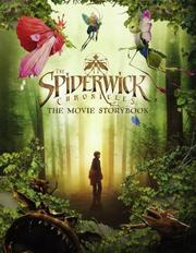 Cover of: The Spiderwick Chronicles Movie Storybook (Spiderwick Chronicles, the) | Tracey West