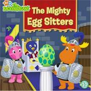Cover of: The Mighty Egg Sitters