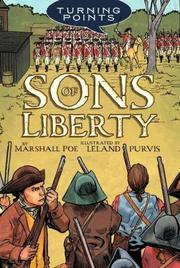 Cover of: Sons of Liberty (Turning Points) | Marshall Poe