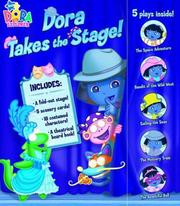 Cover of: Dora Takes the Stage!
