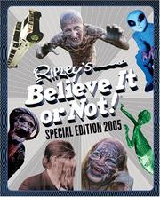 Cover of: Ripley's believe it or not!